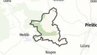 Karte / Soběkury