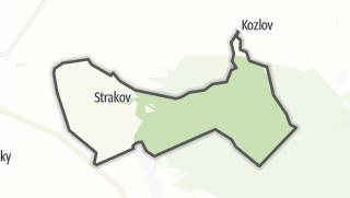 Cartina / Strakov