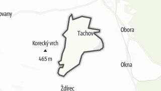 מפה / Tachov