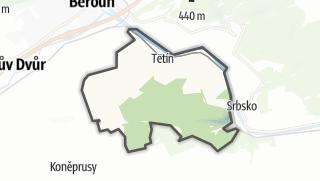 מפה / Tetín