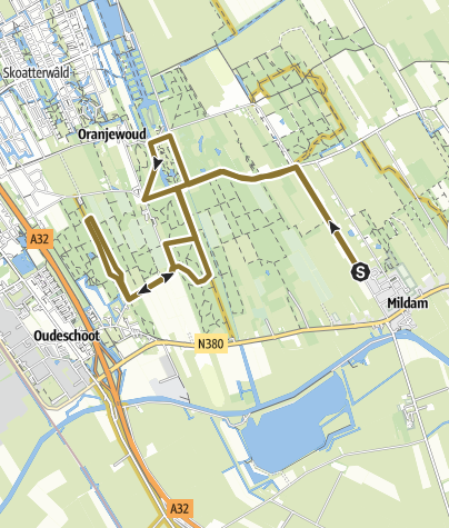 Map / Route, 3 sep. 2018 15:30:26