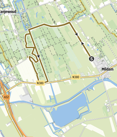 Map / Route, 3 sep. 2018 17:40:49