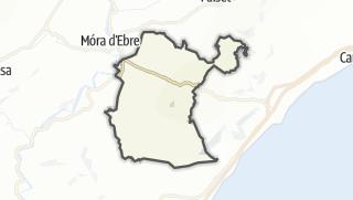 地图 / Tivissa