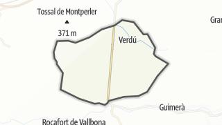 地图 / Verdú