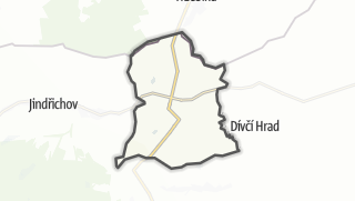 מפה / Vysoká
