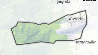 Mapa / Wuenheim
