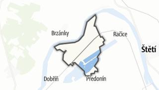 Mapa / Záluží