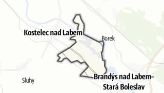 Karte / Záryby