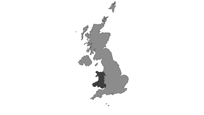 Map / Wales
