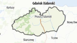 Cartina / Gdanski