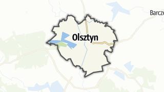 Carte / Olsztyn