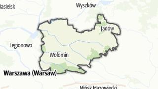 Mappa / Wołomiński