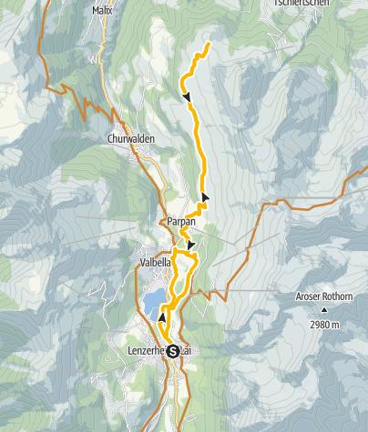 Map / GPS «ŠKODA Fabia» Joch Tour