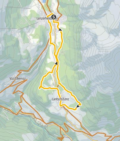 Map / GPS «ŠKODA Octavia» Lenz Runde