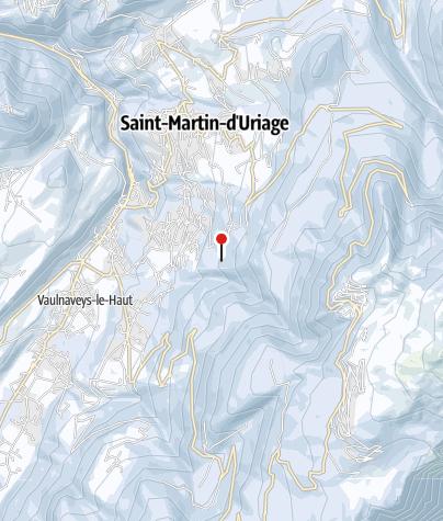 Map / Chamrousse