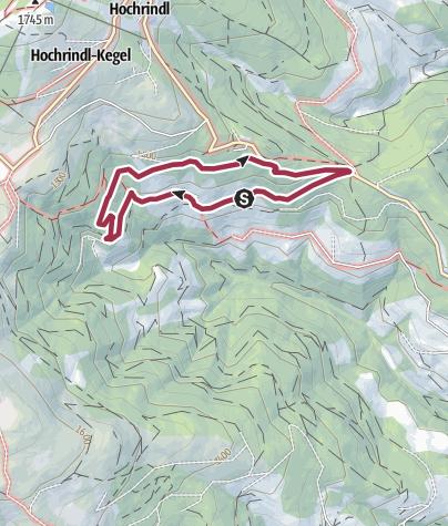 Mappa / Passeggiata 03/gen/2019