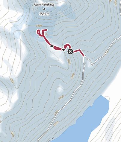 Mapa / Treck to Wawawarani / Phaq u'Kiwuta 21 abr. 2019