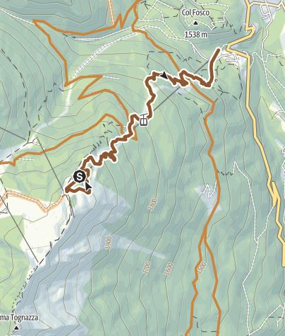 Cartina / Tognola DH DUE