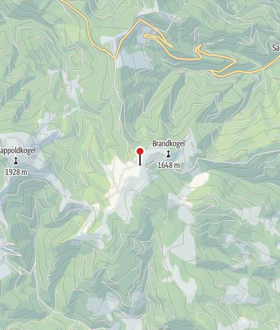 Karte / Altes Almhaus