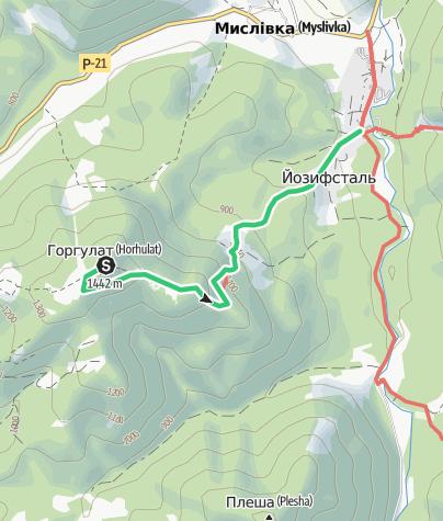 Map / Gurgulat, 30 черв. 2019 20:07:49