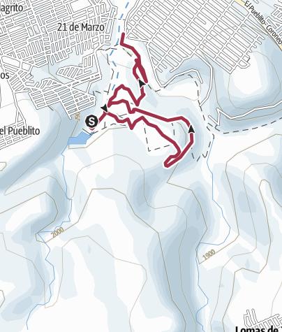 Mapa / Primer test de mapeado