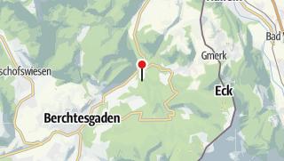 Karte / Familien-Camping Allweglehen