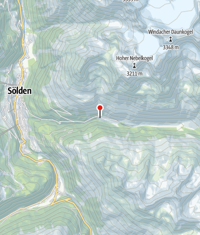 Map / Lochle Alm