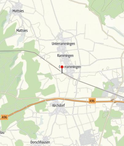 Karte / Freibad Rammingen