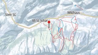 Karte / Wildhaus