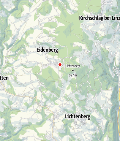 Karte / Eidenberghaus 780m