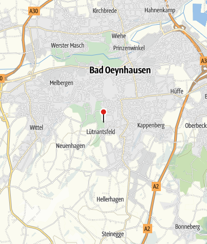 Map / Museumshof der Stadt Bad Oeynhausen