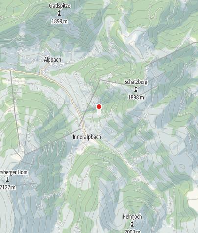 Karte / Gasthof Almhof