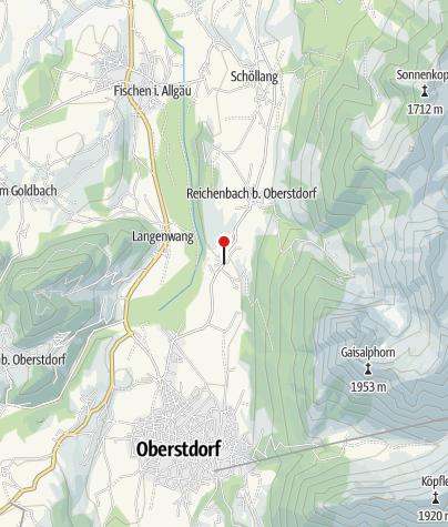 Mapa / ALMENHOF Café