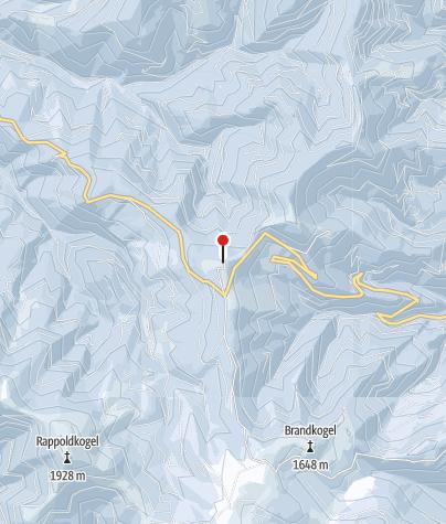 Karte / Gaberl-Plankogel