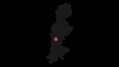 Cartina / Sentiero enodidattico a Cornaiano
