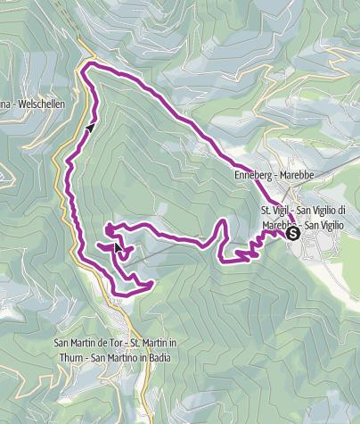 Karte / MTB Gran Ju-Tour