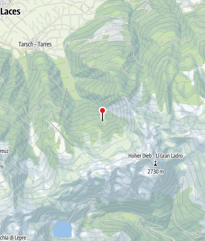 Karte / Tarscher See