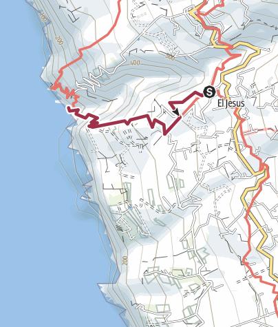 Mappa / Morro de Las Salinas 11 ago 2017 9:22:24 AM