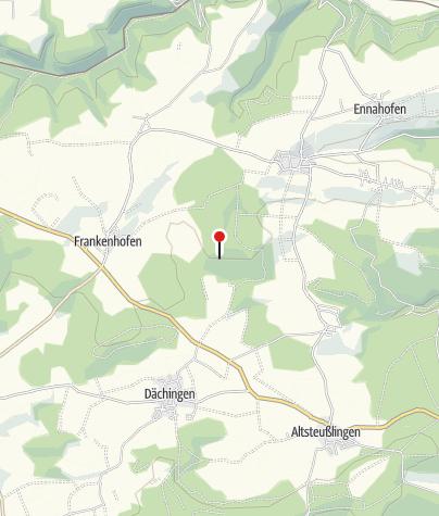 Karte / Mühlbachstein (Besinnungsweg Tafel 4)