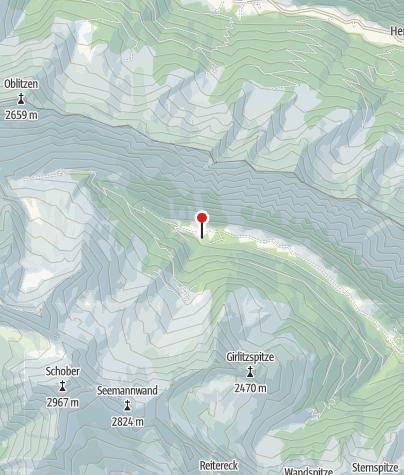 Karte / Assenbauerhütte