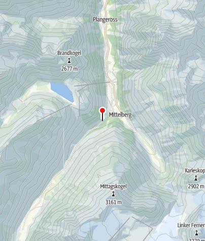 Map / Taschachalm