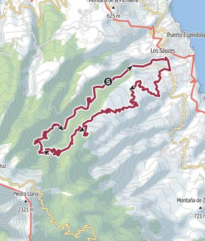 Mappa / Los Tilos 9 ago 2017 9:34:19 AM