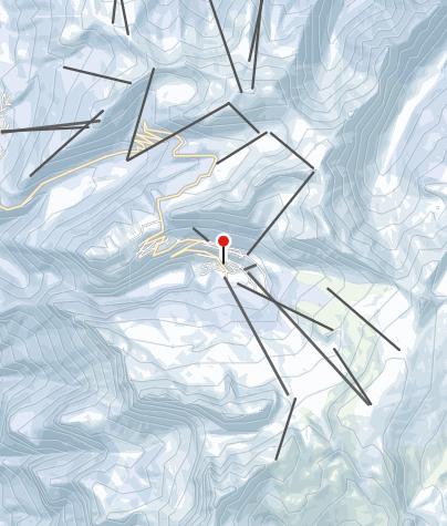 Map / Flaine