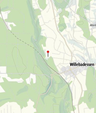 Karte / Wildgehege Willebadessen