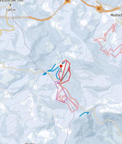 Karte / Hebalm