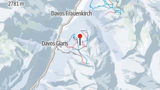 Karte / Rinerhorn