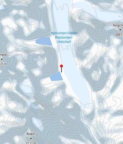 Karte / Gokyo L.  4750m