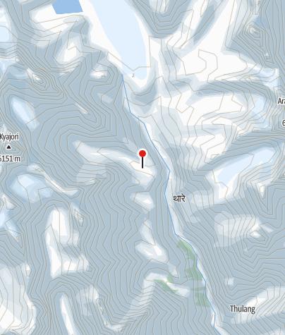 Karte / Machhermo ~4410m