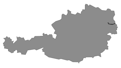 Cartina / Donau-Auen