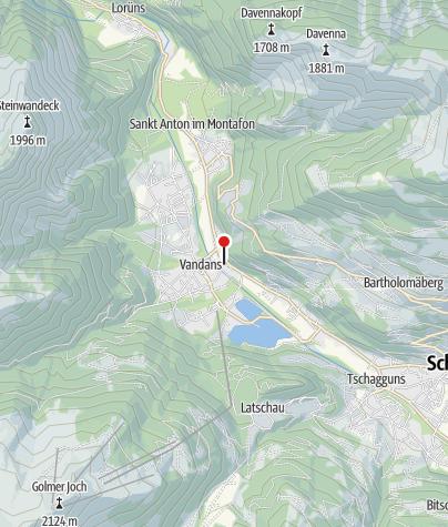 Karte / Fischerheim Roter Stein